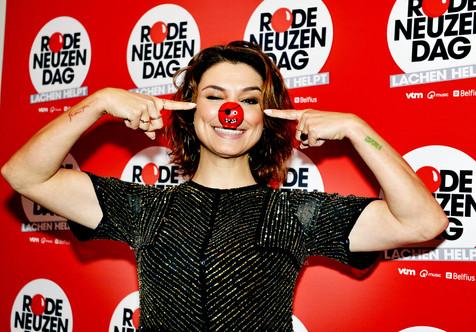 Rode neuzendag Evi Hanssen