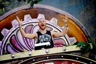 Tommorrowland David Guetta