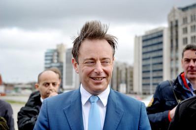 Haven Antwerpen Bart de Wever