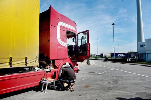 Truckers Oost - Europa