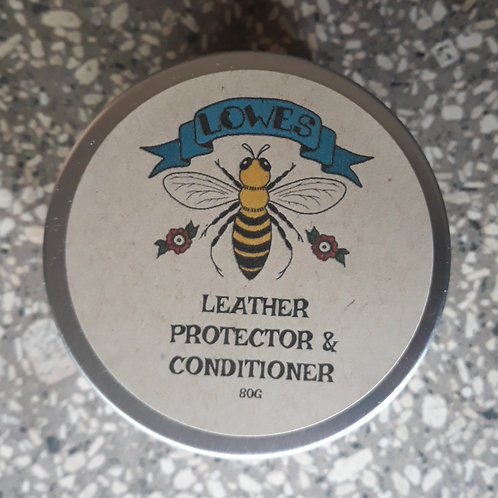 Leather Protector and Conditioner