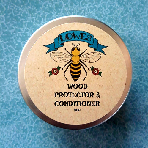 Wood Protector & Conditioner 80g
