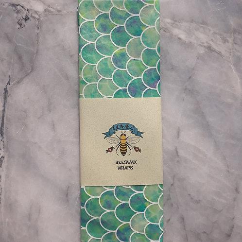Beeswax Large Wrap, 35cm x 35cm