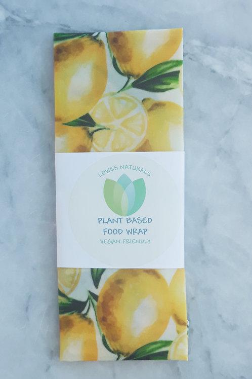 Vegan Small Food Wrap, 20cm x 20cm