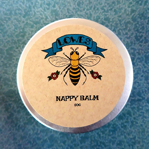 Nappy Balm 80g