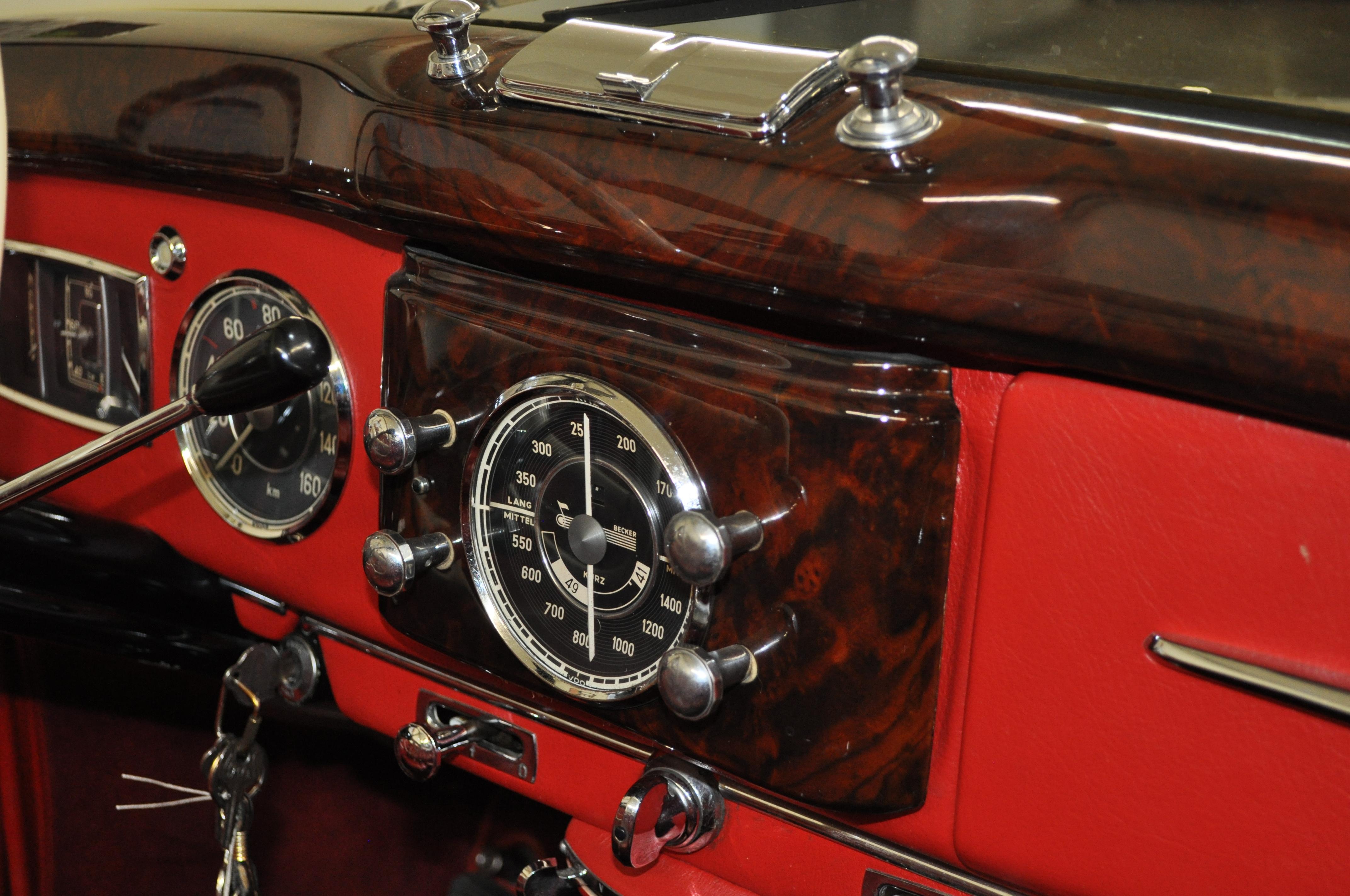 MB 220 A Cabrio 1952