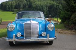MB 220 SE Cabi 1960