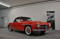 190 SL 1960 verkauft