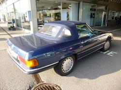 verkauft: MB 420 SL 1986