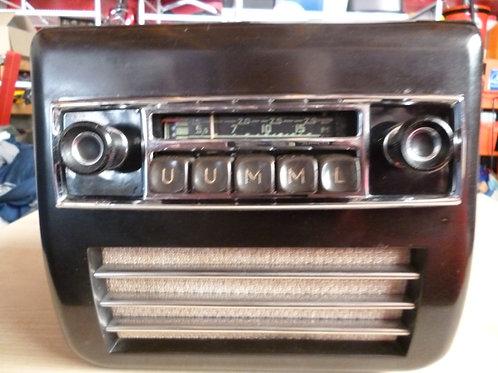 6-Volt Röhrenradio Rarität