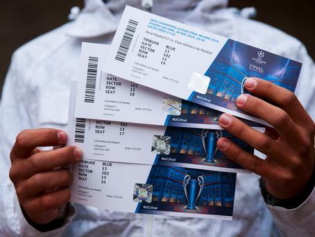 Grupo que cancelou venda de ingressos para Champions League tem R$ 203 mil bloqueados