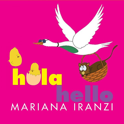 Hola Hello - Full Album - Digital Download