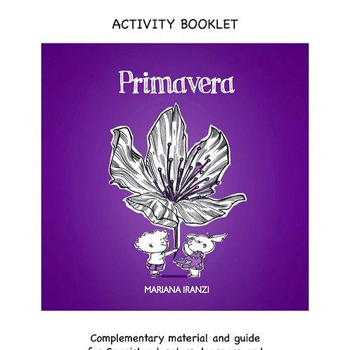 Primavera Music + Activity Book Bundle