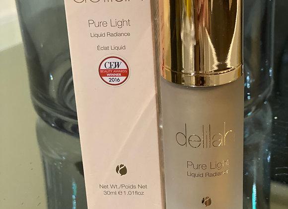 Pure light liquid radiance (halo)