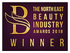 Winner Logo _ North East Beauty Industry