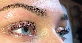 ✨How good is the LVL lash lift! Giving y
