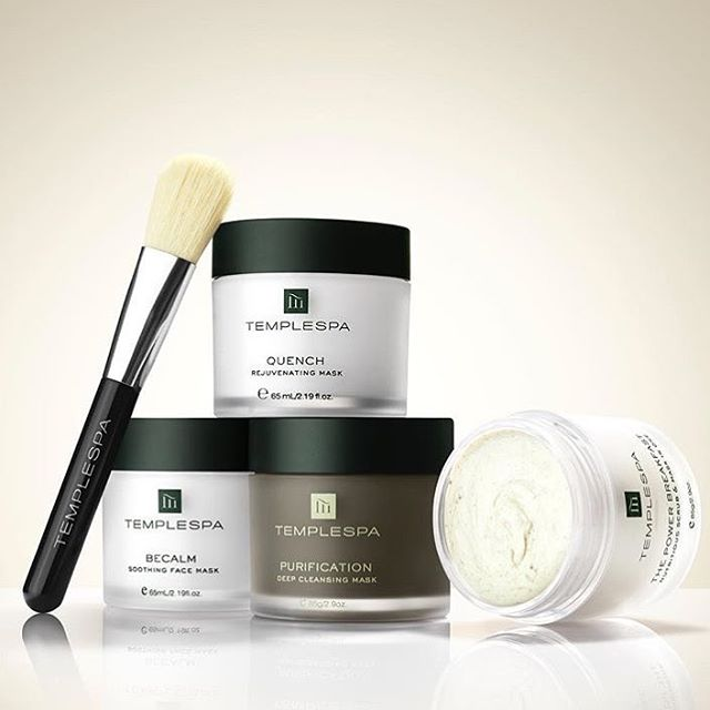 Which @templespa mask do you love?  ____