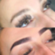 ✨ We now do henna eyebrows by @browtycoo