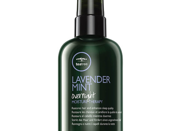 LAVENDER AND MINT OVER NIGHT MOISTURE THERAPY