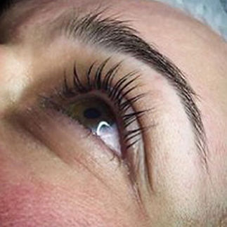 Have you booked your lash lift for your
