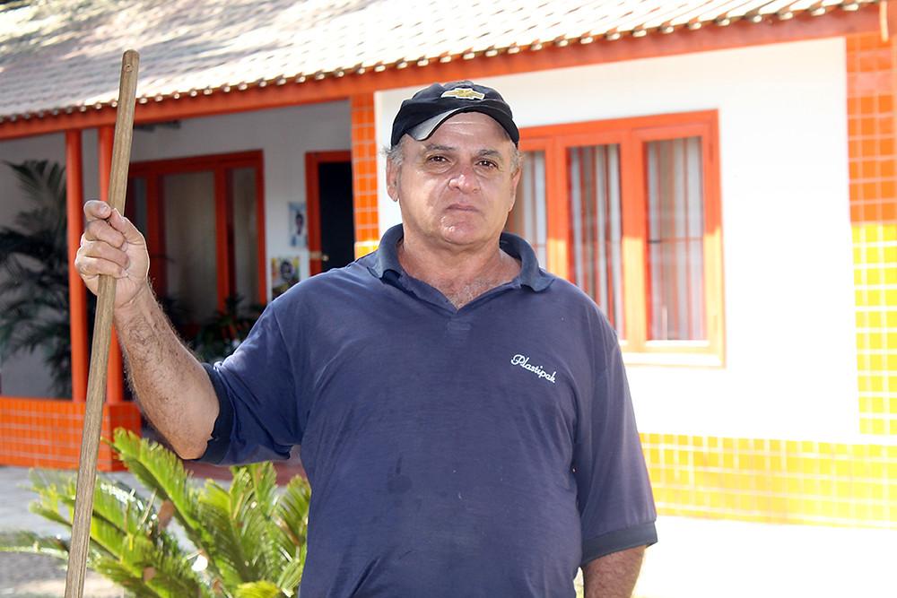 Morador Mário