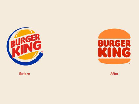 Burger King surpreende e lança nova identidade visual