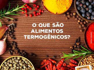 O que são alimentos termogênicos e para que servem