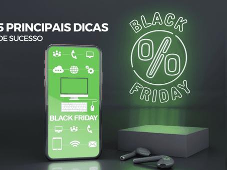 Como vender online na Black Friday? 5 principais dicas para ter sucesso