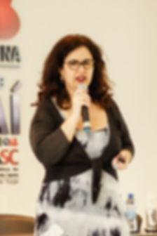 Marcela Quiroja Palestrando