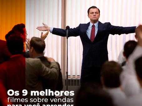 Os 9 melhores filmes sobre vendas para você aprender e se divertir