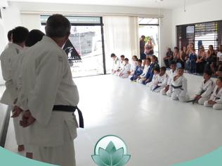 Alliance Jaguariúna celebra com honra a entrega de diplomas para jovens Judocas