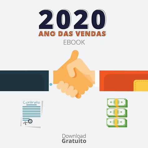 2020 Ano das Vendas - Ebook