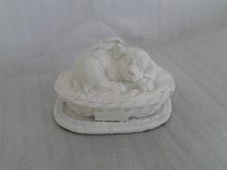 Urna anjinho na cesta - Cachorro