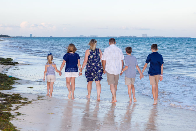 Family Cancun