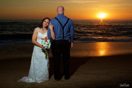 Dana Point beach Wedding