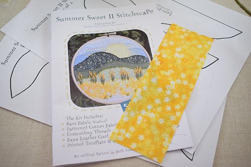 Booklet Only Summer Sweet II Pattern