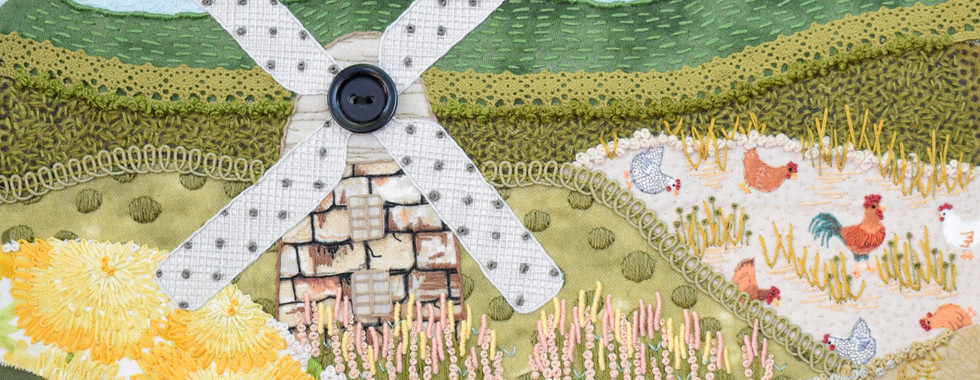 Mrs Heggardy's Windmill
