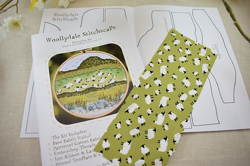 Booklet Only Woollydale Pattern