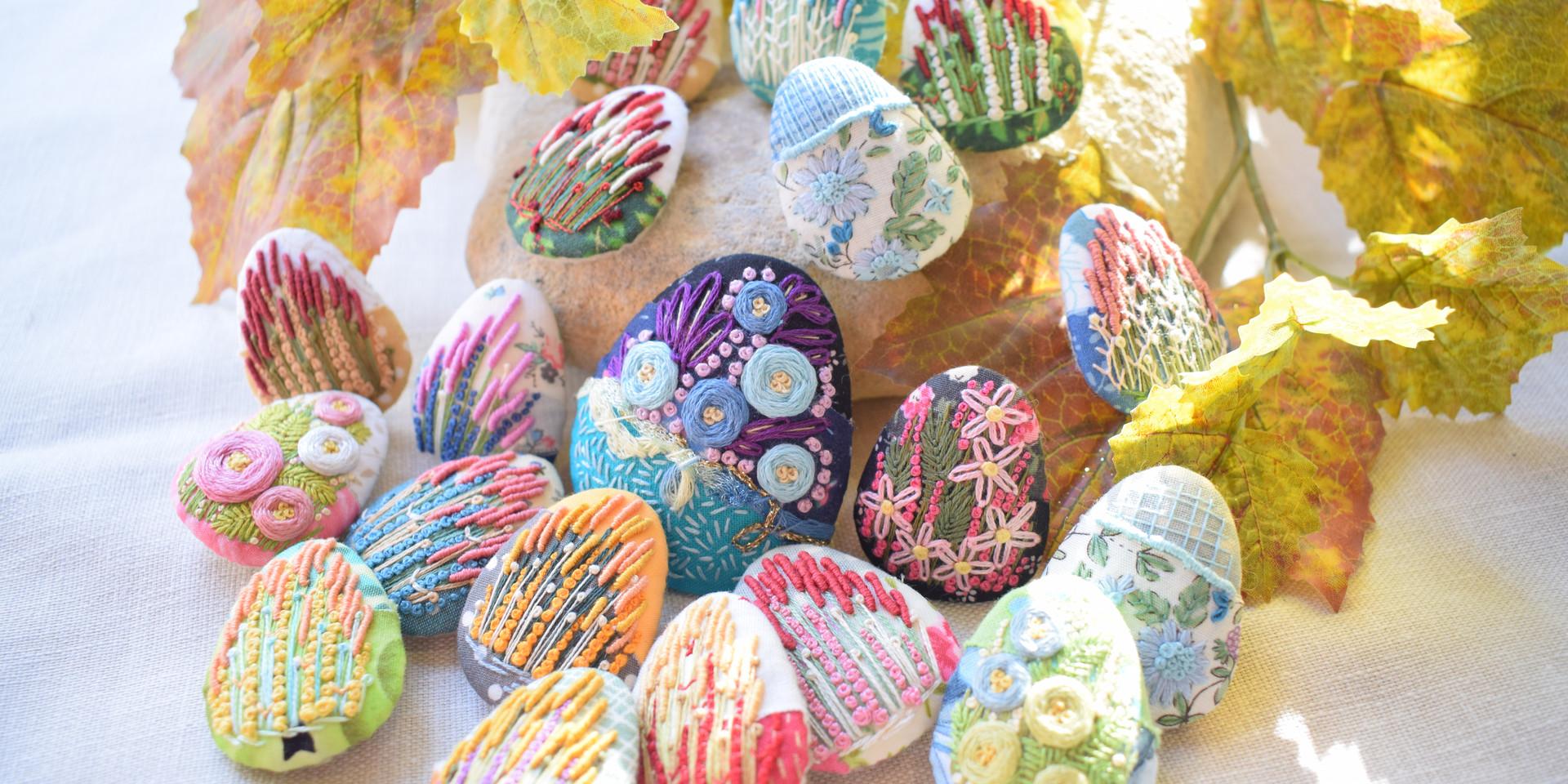 Stitchscape Pebbles