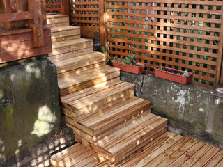 Decking and Stairs in Te Aro
