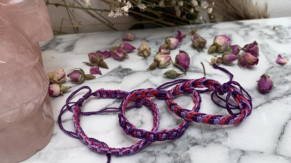 Coloured Bracelet / Anklet