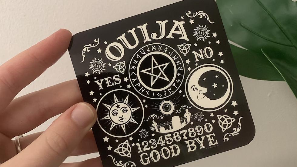 Ouija Board Coaster