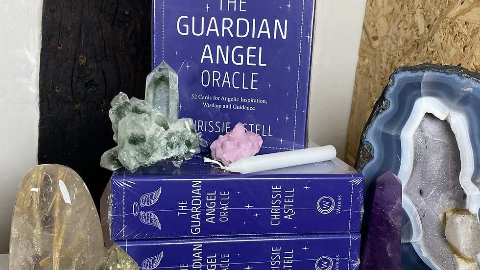 The Guardian Angel Oracle Cards