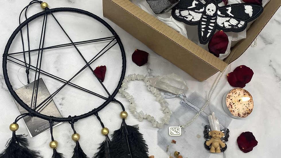 Witchy Bundle Box