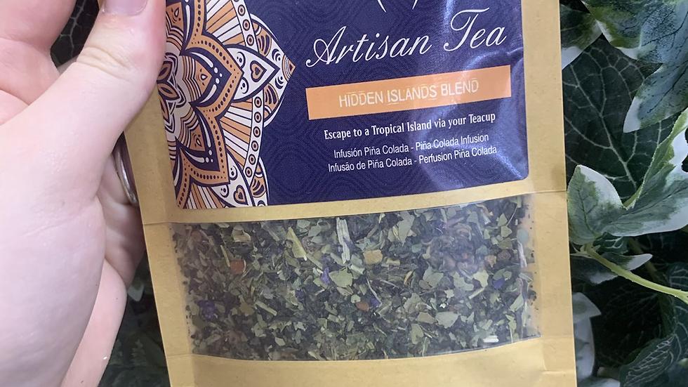 Hidden Island Tea Blend