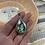 Thumbnail: VINTAGE Sterling Silver Abalone Pendant