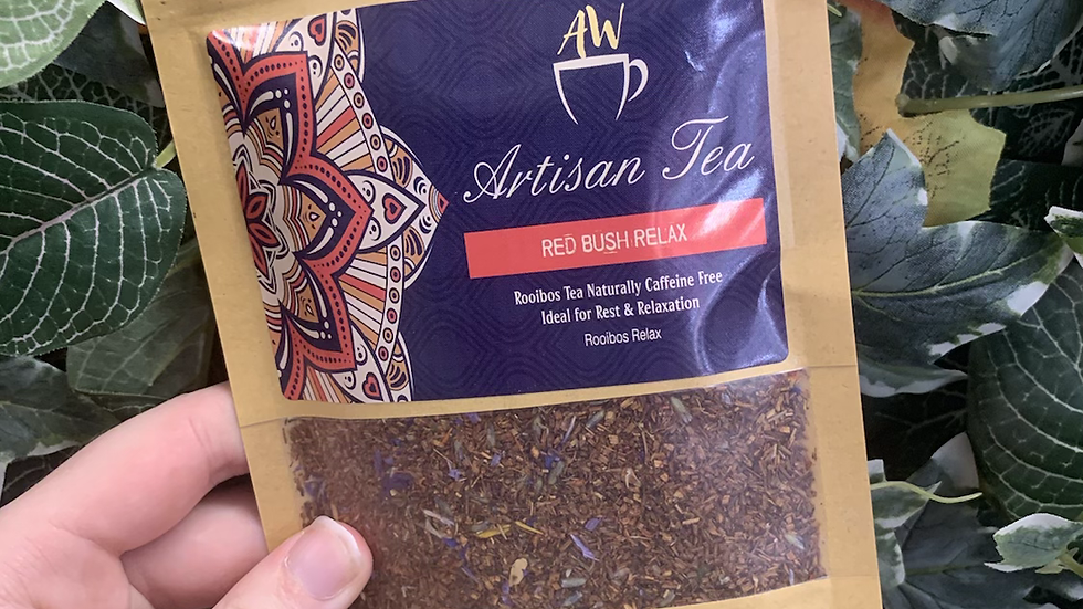 Red Bush Relax Tea Blend