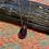 Thumbnail: Amethyst Perfume Bottle Necklace