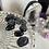 Thumbnail: Snowflake Obsidian Tumble Stone