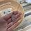Thumbnail: VINTAGE Sterling Silver Rose Quartz Necklace Pendant